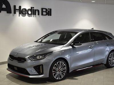 begagnad Kia pro_cee'd GT Övrigt 1.6 DCT 2019, Halvkombi 295 500 kr
