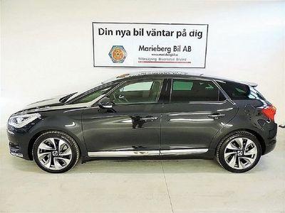 begagnad Citroën DS5 2,0HDi Aut Sport 1,95% Head Up/163hk Svensksåld Nyskick