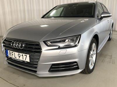 used Audi A4 Avant 2.0 TDI quattro (190hk)