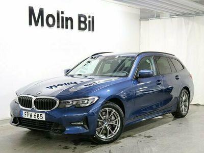 begagnad BMW 330e xDrive Touring PHEV M-Sport Drag 2021, Personbil Pris 539 600 kr