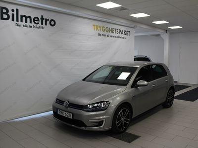 begagnad VW Golf GTE EL LADDHYRBID