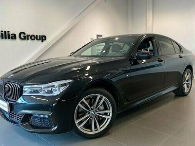 begagnad BMW 730 d xDrive   M Sport   Värmare   H&K   Soft Close 2018, Sedan Pris 599 000 kr