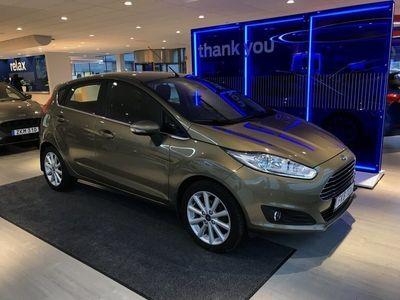 begagnad Ford Fiesta 1.0 (80hp) Titanium 5dr
