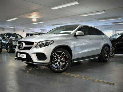 begagnad Mercedes GLE350 4MATIC Coupé 258hk 1.99& Ränta