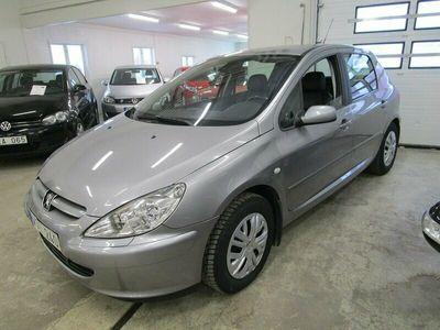 begagnad Peugeot 307 5-dörrar 2.0 Automat XS 140hk