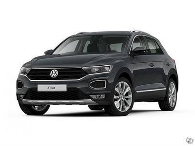 begagnad VW T-Roc Påställningskampanj! 2019