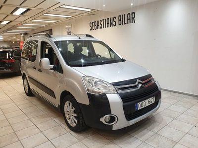 begagnad Citroën Berlingo Multispace 5-sits drag