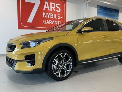 begagnad Kia XCeed 1,4 T-GDI Advance Plus Yellow Pack