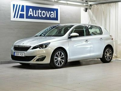 begagnad Peugeot 308 1.6 BlueHDI FAP EAT Allure Euro 6 120hk