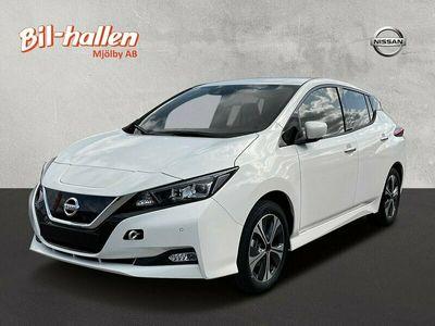 begagnad Nissan Leaf e+ N-Connecta MY20 62 kWh