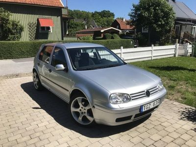 begagnad VW Golf 5-dörrar Comfort