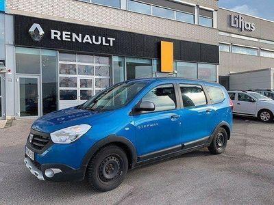 begagnad Dacia Lodgy Stepway 1,5 dCi 110 2017, Kombi 109 000 kr