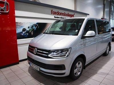 begagnad VW Multivan 2.0 TSI 150HK 7-sits Drag