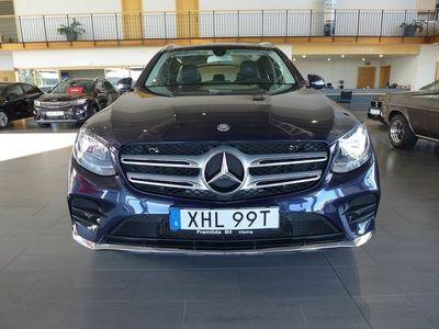 begagnad Mercedes GLC250 GLC-Klass4MATIC 9G-Tronic Euro 6 204hk Läder-Dragkrok !!!!