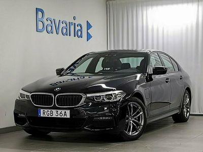 begagnad BMW 530 e xDrive iPerformance Sedan M-Sport Dragkrok Nav Nypris 644 100 kr