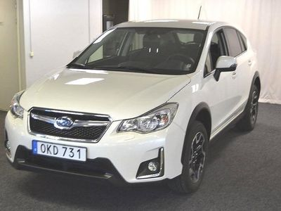 gebraucht Subaru XV 2.0i SPORT 4WD Man Xenon & Backkamera 2017, SUV 189 800 kr
