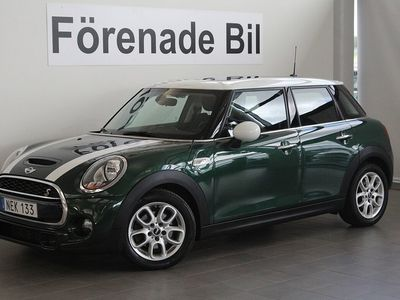 used Mini Cooper S 5dr