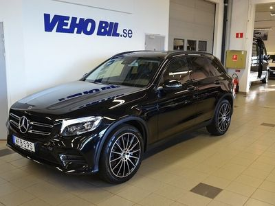 begagnad Mercedes GLC220 d/4Matic/Parkeringsvärm