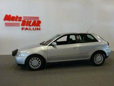 begagnad Audi A3 1.6 101 Hk Manuell 3d