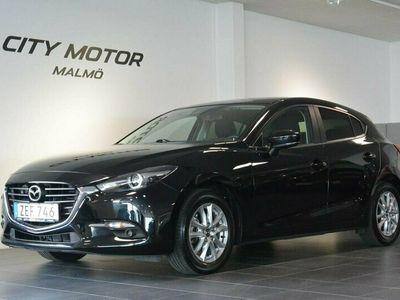 begagnad Mazda 3 2.0 120hk Vision