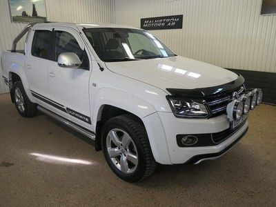 begagnad VW Amarok TDI 180HK Ultimate
