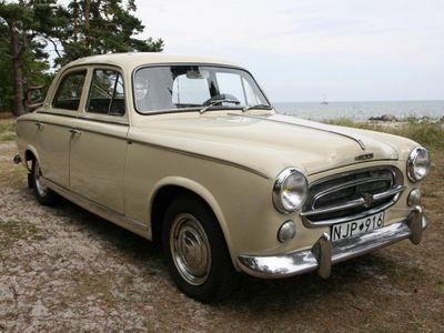 begagnad Peugeot 403 1959