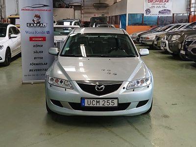 begagnad Mazda 6 Sport 2.3 Sport 1hk-Besiktigad-skinn -03