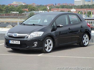 begagnad Toyota Auris 1.8 HSD 5dr 99hk, Hybrid, Automat