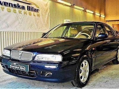 begagnad Rover 620 Si 2.0 131hk 0% ränta