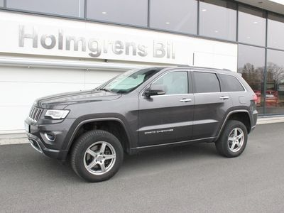 gebraucht Jeep Grand Cherokee 3.0 CRD V6 Overland