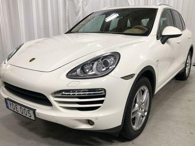 begagnad Porsche Cayenne Diesel 3.0 (245hk)