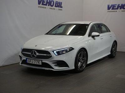 begagnad Mercedes A200 AUT AMG Line -19