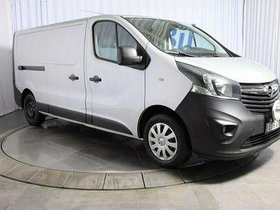 begagnad Opel Vivaro L2H1 125k BITURBO Premium 2018, Transportbil Pris 194 500 kr