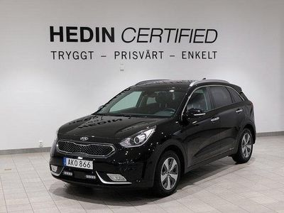 begagnad Kia Niro HYBRID/NAVI/BACKKAMERA PLUS 2