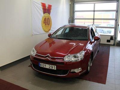 begagnad Citroën C5 Tourer HDi 163 Aut