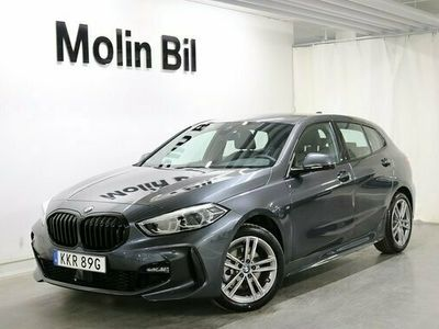 begagnad BMW 118 5-dörrar M-Sport 2021, Halvkombi Pris 321 000 kr