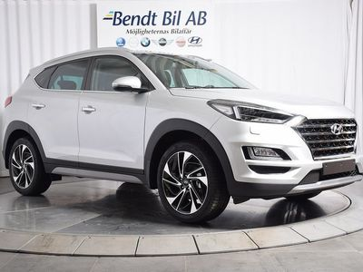 gebraucht Hyundai Tucson 1.6 T-GDI 4WD Premium