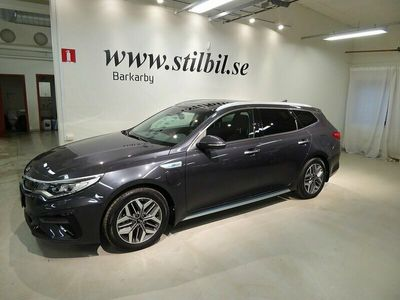 begagnad Kia Optima Hybrid Sportswagon Plug-in Advance PlusPaket 2 2020, Personbil Pris 347 800 kr