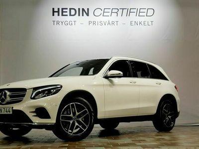 begagnad Mercedes GLC250 - Benz4 - MATIC / AMG / PANORAMA / DRAG / BURMESTER