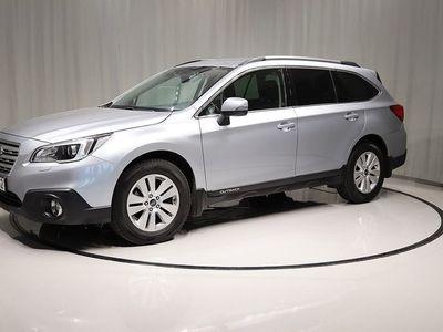 begagnad Subaru Outback 2.0D Base 4WD *Drag* -16