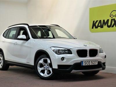 used BMW X1 xDrive18d Navi S&V-hjul (143hk)