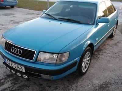 begagnad Audi 100 NY BES -90