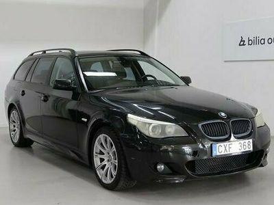 begagnad BMW 525 d Touring. E61 (177hk)