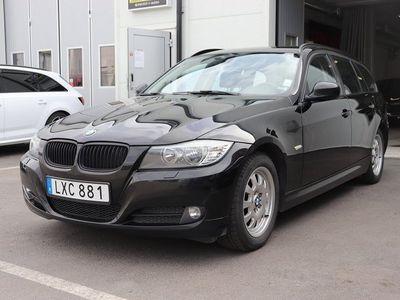 begagnad BMW 318 d Touring Aut Värmare Skinn