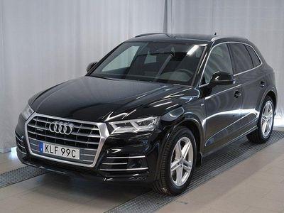 begagnad Audi Q5 45 3.0 TDI 231 HK QUATTRO TIPTRONIC P