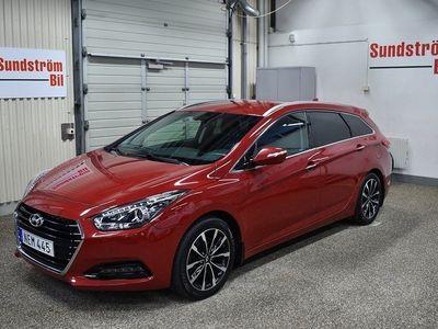 begagnad Hyundai i40 1.7 CRDi 141Hk ComfortPlus Kombi Aut