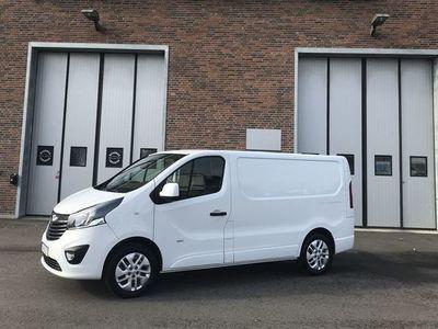 begagnad Opel Vivaro Van 1.6 CDTI 115hk