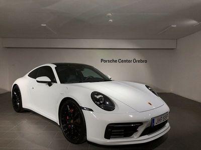 begagnad Porsche 911 Carrera 4S 992 PDK 450hk
