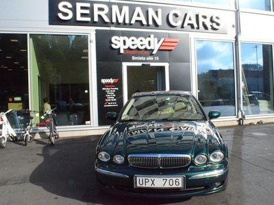 begagnad Jaguar X-type 2.5 V6 4x4 Automat Backsensor 196hk