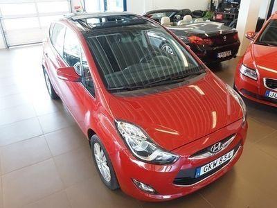 begagnad Hyundai ix20 PANORAMA TAK 1.6 Manuell, BACKKAMERA Halvkombi 2012, Personbil 77 900 kr
